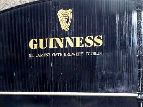 Fábrica Guinness Dublin