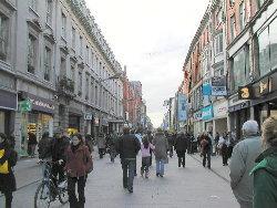 Henry Street Dublin