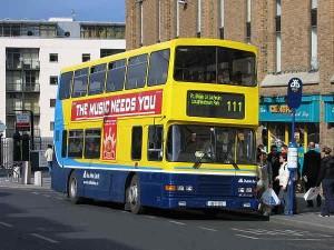 autobuses dublin
