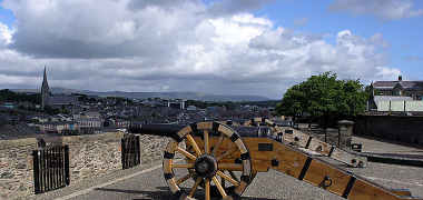 londonderry derry turismo